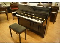 Kawai upright piano & stool - Tuned and UK delivery available