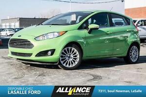 2014 Ford Fiesta TITANIUM | CAMERA | CUIR | SIEGES CHAUFFANT |