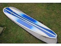 """Surfboard Cortez long board 9'2"""""""