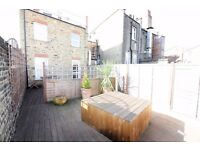 FANTASTIC 2 BED : BETHNAL GREEN E2 : MASSIVE ROOF TERRACE : AVAILABLE NOW : MINUTES FROM TUBE!