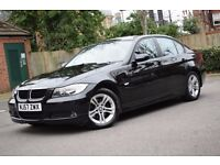 2007 BMW 318I SE 2.0 PETROL LIKE NEW*UPGRADED*GREY INTERIOR,3 MONTH WARRANTY*PSH*AUTO START/STOP