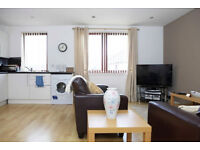 Brightand spacious 1 bedroom apartment in Leith