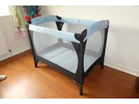 Mothercare Travel Cot & Bassinett