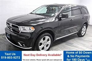 2015 Dodge Durango SXT 4WD! 7 PASS! KEYLESS ENTRY! BLUETOOTH! PO