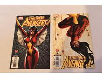 The New Avengers #14-15