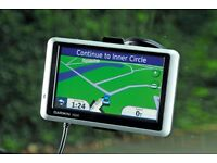 SAT NAVS! Tomtom, Garmin, Binatone. From £15.