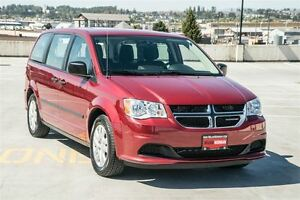 2015 Dodge Grand Caravan $123 Bi-Weekly COQUITLAM LOCATION Call