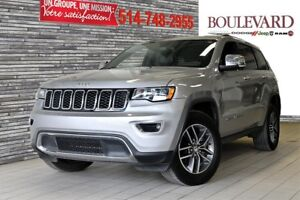 2018 Jeep GRAND CHEROKEE LIMITED TOIT OUVRANT 4X4 CAMERA APPLE C