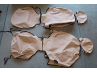 Motorhome cab seat covers for sale