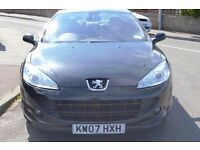 For Sale Peugeot 407 Coupe 2.2 16vvt may px