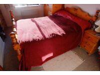 Large Luxury Bedspread