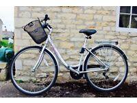 City 6 Ladies Bicycle