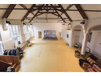Charming Former Church Film Location / Photgography Studio Daily Hire Bethnal Green East London