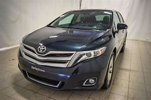 2014 Toyota Venza Limited, AWD, V6, Toit Ouvrant et Panoramique,