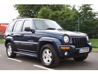 2003 Jeep Cherokee 3.7 V6 Limited Station Wagon Auto 4x4, 3 MONTHS WARRANTY, PX WELCOME