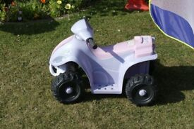 Childs Electric Car with Mains Battery Charger