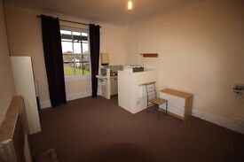 Clifton bedsit / studio opposite The Lido £115pw