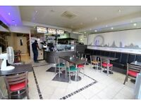 Low Rent and Low Premium running restaurant in the heart of Harrow --Viewing STRICTLY by appointment
