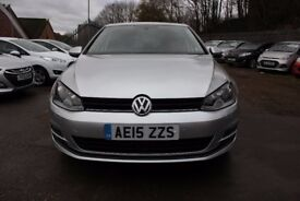 Volkswagen Golf 2.0 TDI BlueMotion Tech Match Hatchback 5dr (start/stop)