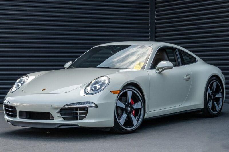 Image 3 Voiture Européenne d'occasion Porsche 911 2014