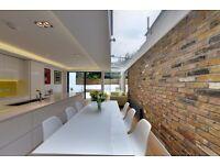 Modern, Clean, Spacious, Gorgeous, Garden, Huge 5 Bed, 4 Baths, 2 Receps, 1 Cinema, Fulham, SW6