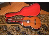 Morales (Grenada) Acoustic Guitar - circa 1986 + Aria Acoustic Guitar