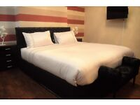 LUXURY SERVICED DOUBLE ROOM ALL INCLUSIVE inclu wifi tv Great Location nr city / deansgate /media