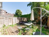4/3 BED * * STUDENT FRIENDLY * * PRIVATE GARDEN * * STEPNEY GREEN