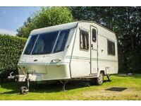 4 berth caravan