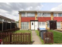 Three bedroom house with Two Bathroom!