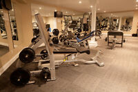 Everything on site!! -2 Bdrm for rent - Gym/Party Room/etc.