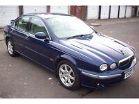 Jaguar X-Type 2.1 V6 SE 4dr 2002 02 reg automatic