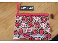 Brand new zipped make up bag. £1, collect from Torquay or p&p