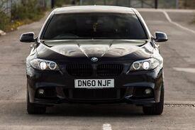 BMW 5 SERIES 520d M-SPORT MANUAL