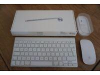 Apple Mac Wireless Keyboard & Mouse