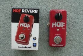 TC Electronic Hall of Fame Mini Reverb. Perfect condition