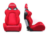 Bride Cuga Red seats. Bucket audi s3 rs3 dc5 type r civic