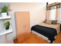 Beautiful, bright room available now in Swiss Cottage