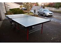 Playback Rollaway Butterfly TT Table, excellent condition, house move forces sale