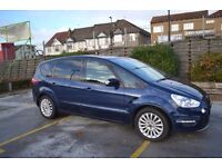 LHD 2012 Ford S-Max 2.0TDCi Titanium X 7 SEATER left hand drive in London
