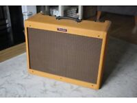 Fender Blues deluxe laquered tweed with upgrades