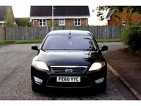 Ford Mondeo estate, 60 plate, year MOT, 1.8 TDCi