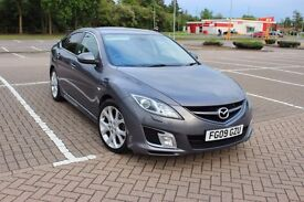 Mazda 6 2.0 TD Sport Full service history + new cambelt, immaculate condition