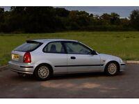 Honda Civic EJ9 (1996) 110,000 miles