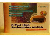 Hawking 8 port Mini Hub