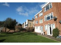 Offered to let this spacious two bedroom ground floor apartment located close to shops/station