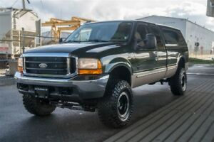 1999 Ford F-350 Lariat 7.3L Lifted, Tuned Langley