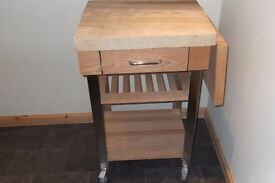 butchers block, trolley,kitchen trolley,storage,worktop,kitchen island,drinks trolley furniture.