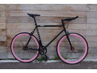 Christmas Sale GOKU Cycles Steel Frame Single speed road bike TRACK bike fixed gear bike x