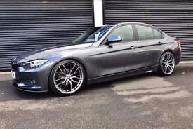2013 BMW 320D EFFICIENTDYNAMICS *M PERFORMANCE KIT* NOT SPORT C220 AMG 318D 330D PASSAT JETTA GOLF